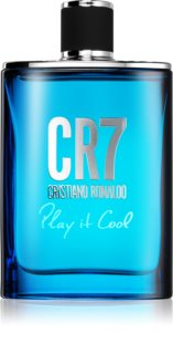Cristiano Ronaldo Play It Cool eau de toilette uraknak 100 ml