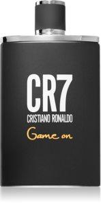 Cristiano Ronaldo Game On Eau de Toilette pour homme