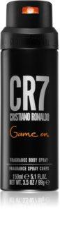 Cristiano Ronaldo Game On déodorant en spray pour homme