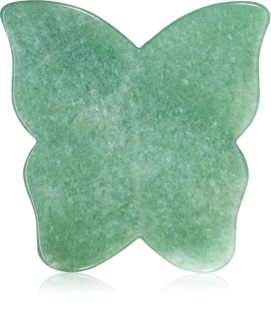 Crystallove Butterfly Aventurine Gua Sha Plate Massage Tool