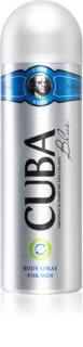 Cuba Blue Deodorant and Bodyspray for Men