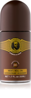 Cuba Gold Roll-On Deodorant  for Men
