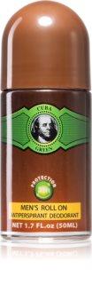 Cuba Green dezodorant w kulce dla mężczyzn