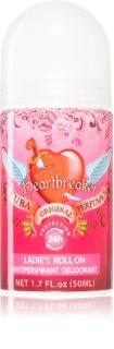Cuba Heartbreaker desodorante roll-on  para mujer