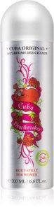 Cuba Heartbreaker desodorante en spray para mujer