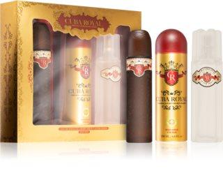 Cuba Royal Gift Set  III. voor Mannen