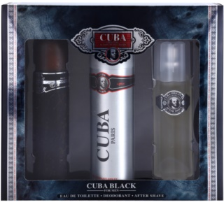 Cuba Black Gift Set II. for Men