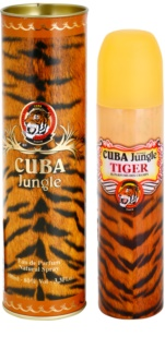 Cuba Jungle Tiger Eau de Parfum für Damen