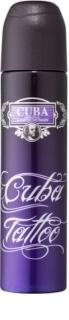 Cuba Tattoo parfumovaná voda pre ženy