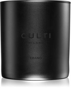 Culti Candle Ebano Black lumânare parfumată