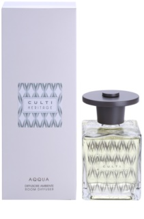 Culti Heritage Aqqua aroma diffuser with filling (Clear Wave)