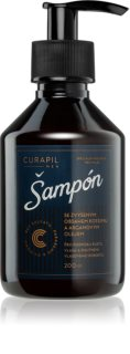 Curapil Men Caffeine Shampoo For Men Hair Growth