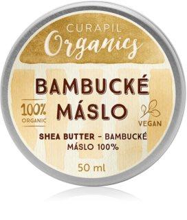 Curapil Organics bambucké maslo