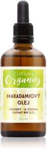 Curapil Organics Macadamia Oil for Body and Hair