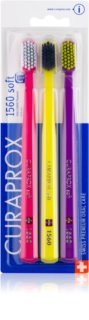 Curaprox 1560 Soft Soft Toothbrushes