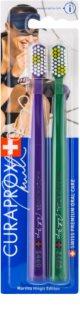 Curaprox Limited Edition Martina Hingis četkice za zube 2 kom