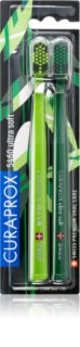 Curaprox Limited Edition Greenery escova de dentes ultra-soft