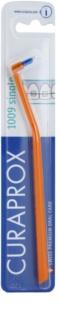 Curaprox 1009 Single монопучковая зубная щетка для носителей брекетов
