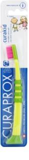 Curaprox 4260 Curakid Tandborste för barn Ultramjuk