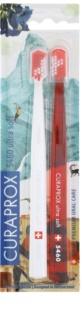 Curaprox Limited Edition Swiss Zermatt Toothbrushes, 2 pcs