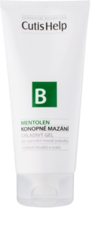 CutisHelp Health Care B - Mentolen Cooling Gel with Hemp and Menthol For Muscles And Joints