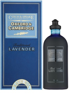 Czech & Speake Oxford & Cambridge aceite de ducha unisex