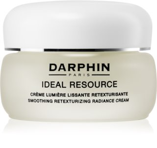 Darphin Ideal Resource Restaurerende creme Lysnende og udglattende effekt