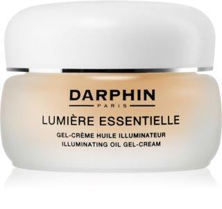 Darphin Lumière Essentielle освежаващ гел крем с хидратиращ ефект