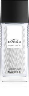 David Beckham Homme deodorant s rozprašovačem pro muže