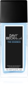 David Beckham The Essence deodorante con diffusore per uomo