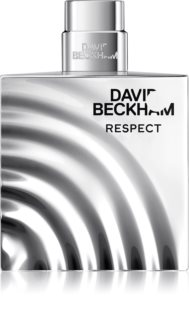 David Beckham Respect eau de toilette per uomo