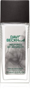 David Beckham Inspired By Respect dezodorans u spreju za muškarce