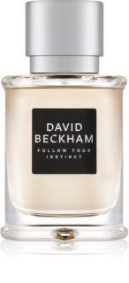 David Beckham Follow Your Instinct Eau de Toilette för män