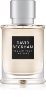 David Beckham Follow Your Instinct eau de toilette per uomo