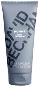 David Beckham Homme gel de douche pour homme