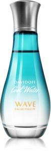 Davidoff Cool Water Woman Wave toaletní voda pro ženy