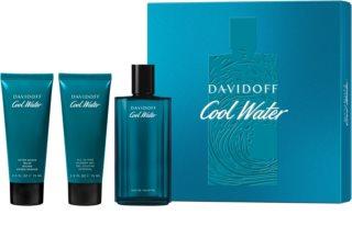Davidoff Cool Water darilni set XXV. za moške