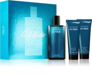 Davidoff Cool Water подаръчен комплект VI. за мъже