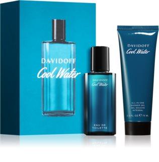 Davidoff Cool Water σετ δώρου II. για άντρες