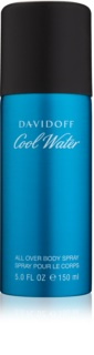 Davidoff Cool Water spray corporel pour homme