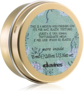 Davines More Inside Styling Hair Gum for a Matte Look