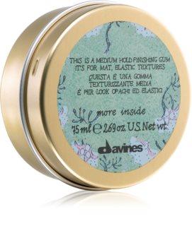 Davines More Inside Styling Gum  voor Matte Uitstraling