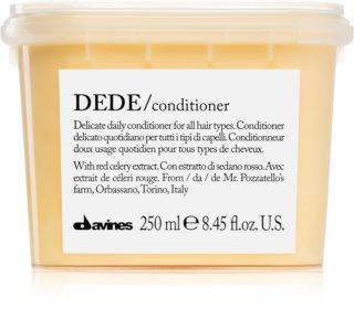 Davines Dede après-shampoing tous types de cheveux