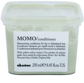 Davines Momo Yellow Melon hydratační kondicionér pro suché vlasy