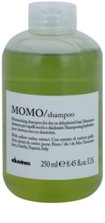 Davines Momo Yellow Melon Moisturizing Shampoo For Dry Hair