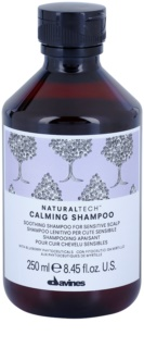 Davines Naturaltech Calming Superactive upokojujúci šampón pre citlivú pokožku hlavy