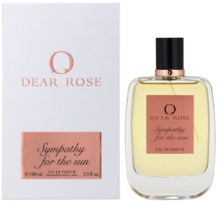 Dear Rose Sympathy for the Sun Eau de Parfum sample for Women