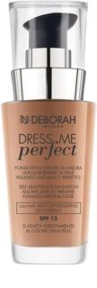 Deborah Milano Dress Me Perfect fond de teint hydratant SPF 15