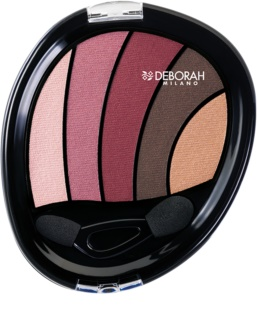 Deborah Milano Perfect Smokey Eye Lidschatten mit einem  Applikator