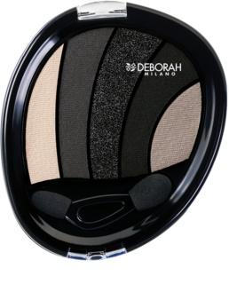 Deborah Milano Perfect Smokey Eye Eyeshadow with Applicator